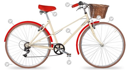 Bicicleta WOBYBI NEW TRIANA | QuiqueCicle