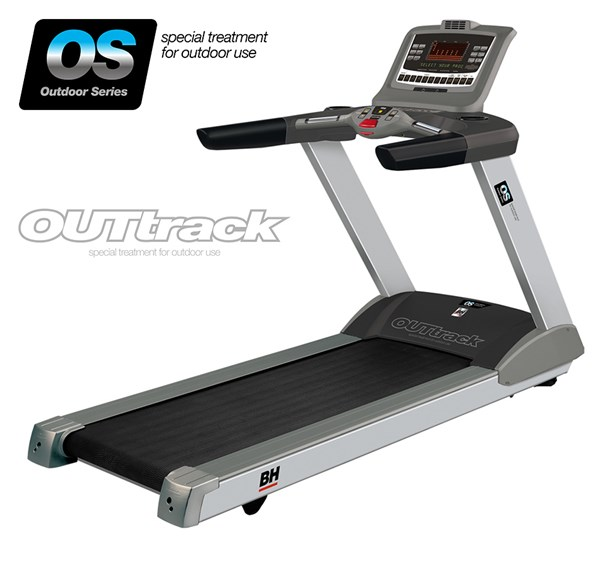 BH FITNESS OUTDOOR OUTRACK G6510O