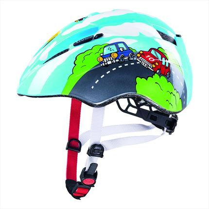 CASCO UVEX KID2 COCHES