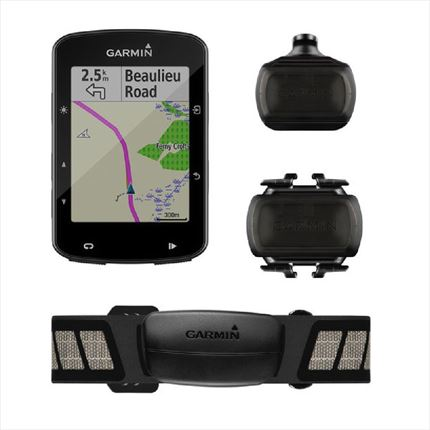 CICLOCOMPUTADOR PARA BICICLETA EDGE 520 PLUS VERSION PACK GARMIN