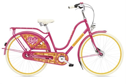 ELECTRA AMSTERDAM FASHION 7i LADIES JOYRIDE rosa