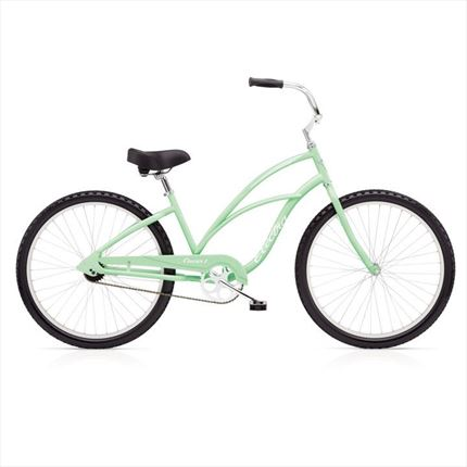 ELECTRA CRUISER 1 LADIES verde