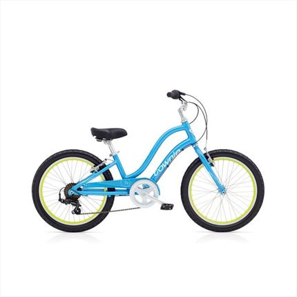 ELECTRA TOWNIE 7D 20IN GIRLS' 20 BL