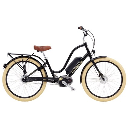 ELECTRA TOWNIE GO! LADIES' 26 negra