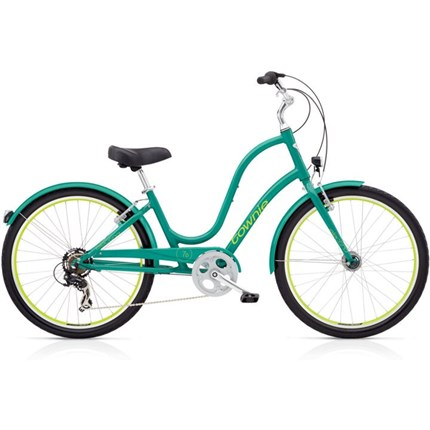 ELECTRA TOWNIE ORIGINAL 7D EQ LADIES VERDE