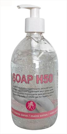 Gel hidroalcohólico H50 250 ml