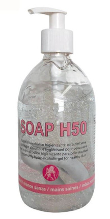 Gel hidroalcohólico H50 500 ml