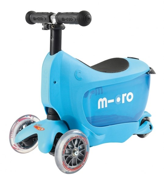 Patinete MICRO MINI2GO azul