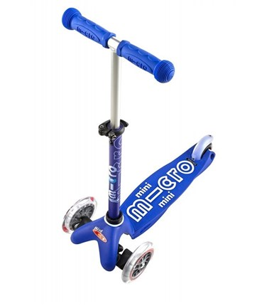 Patinete Mini MICRO deluxe Blue