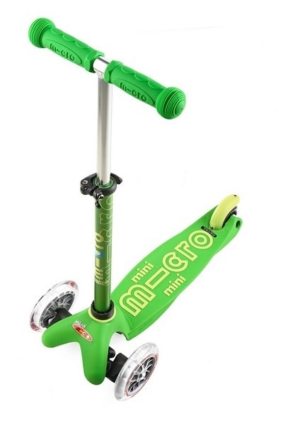 Patinete Mini MICRO deluxe Green