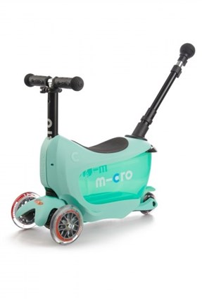 patinete mini2go deluxe plus