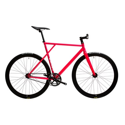 POLO&BIKE CMNDR ATLAS HOT PINK 2015