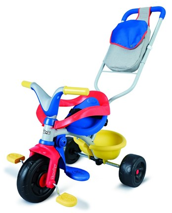 Triciclo infantil  SMOBY BE MOVE CONFORT MIXTO | QuiqueCicle