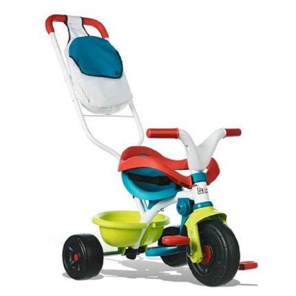 Triciclo infantil SMOBY BE MOVE CONFORT POP | QuiqueCicle