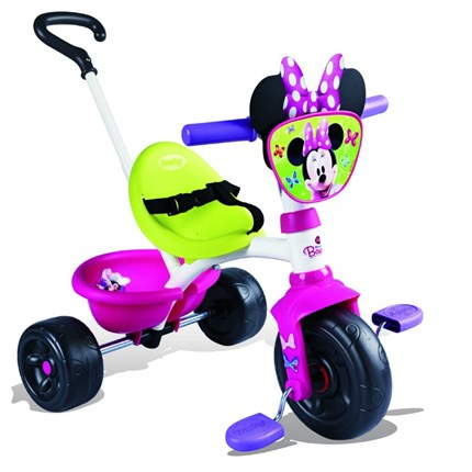 Triciclo infantil BE MOVE Minnie - con licencia
