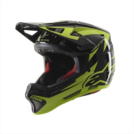CASCO ALPINESTARS MISSILE TECH AIRLIFT