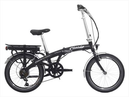 E-Bike Elfyn Folding Aluminium 20